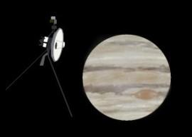 ボイジャーと木星